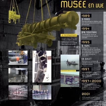 1964-2014  : LE SOUS-MARIN FLORE