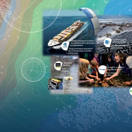 OCEANOPOLIS A LA COP21 DE PARIS - OCEAN ET CLIMAT